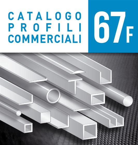 Cataloghi profilati in alluminio | AL.GO. ALLUMINIO