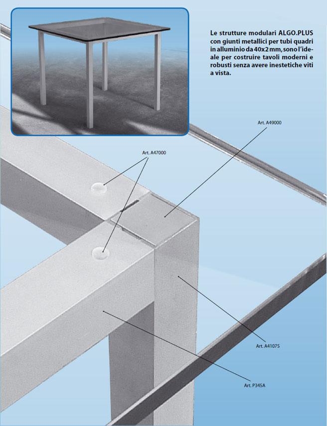 Strutture E Telai In Alluminio Al Go Alluminio