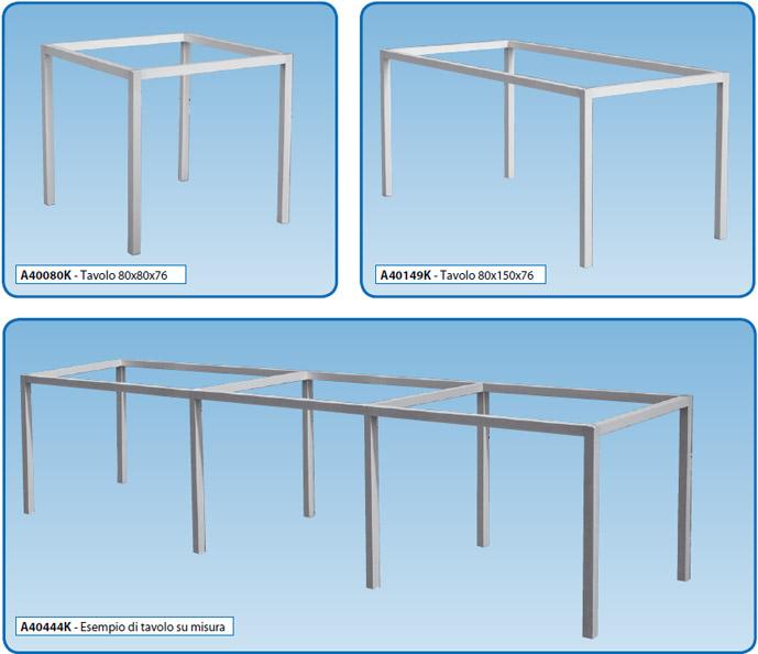 Gambe In Alluminio Per Tavoli.Strutture E Telai In Alluminio Al Go Alluminio