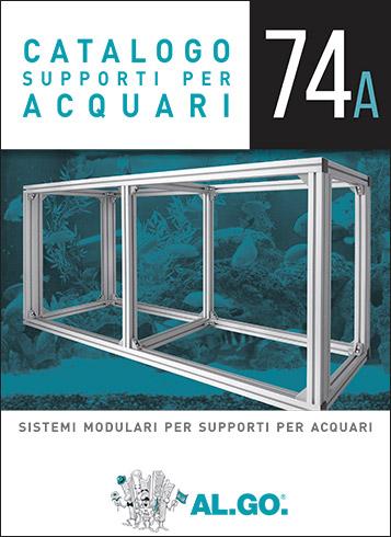 Telai In Alluminio Per Acquari Al Go Alluminio