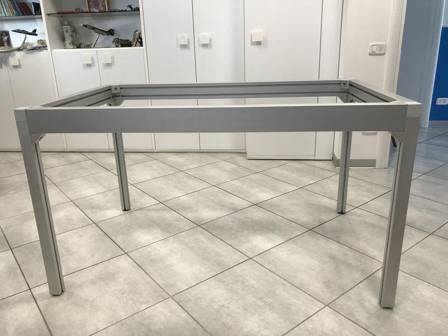 Telai Per Tavoli Allungabili.Strutture E Telai In Alluminio Al Go Alluminio